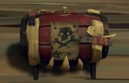 Stronghold Gunpowder Barrel