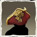 Sombrero de almirante ceremonial inv.png