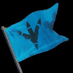 Bandera de loro que brilla en la oscuridad.png