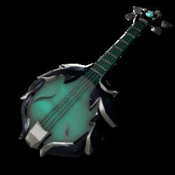 Banjo de loro que brilla en la oscuridad.png