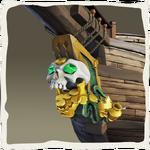 Mascarón del Acaparador de Oro inv.png