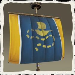 Velas de comandante inaugurales de la Alianza Comerciante inv.png