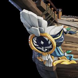 Mascarón de Lobo de Mar triunfante.png
