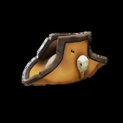Sombrero inmundo de náufrago zarrapastroso.png