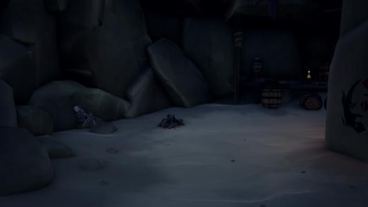 Fogata de la caverna