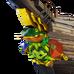 Mascarón de ranas peleonas de coleccionista.png