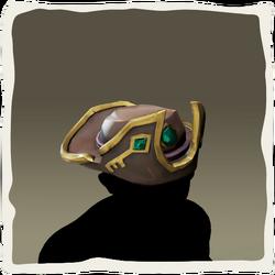 Sombrero de los Acaparadores de Oro deshonrados inv.png