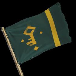 Bandera de los Acaparadores de Oro.png