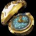 Reloj del fénix dorado.png