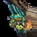 Mascarón de ranas peleonas.png