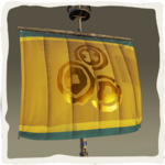 Velas de merodeador inaugurales de los Acaparadores de Oro inv.png