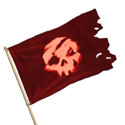 Bandera de la Marca de la Parca