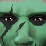 Pintura facial de los Condenados.png