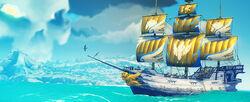 Shining Pegasus Ship Bundle promo.jpg