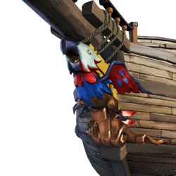 Sunshine Parrot Figurehead.png