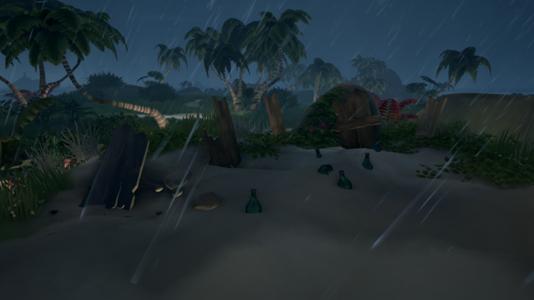 Rum Lover's Grave