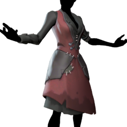 Crimson Corsair Sea Dog Dress.png