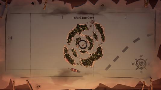Fishing Camp sur la carte