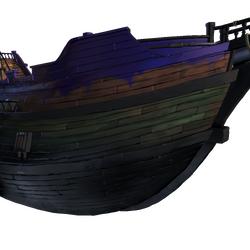 Venomous Kraken Hull