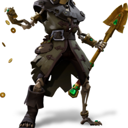 The Gold Hoarder