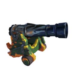 Venomous Kraken Cannons
