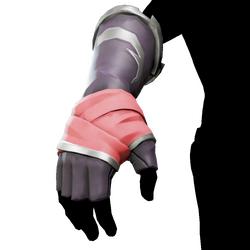 Triumphant Sea Dog Gloves