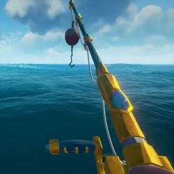 Royal Sovereign Fishing Rod