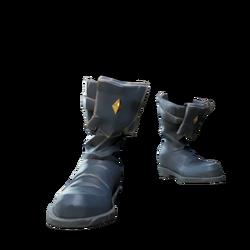 Golden Banana Boots.png