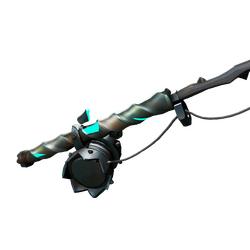 Ghost Fishing Rod