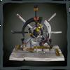 Accomplished Bone Crusher Wheel reward.png