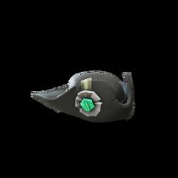 Black Dog Hat.png
