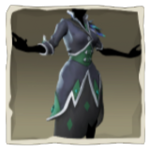 Nightshine Parrot Dress inv.png