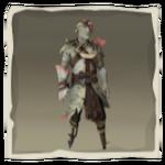 Shrouded Ghost Hunter Costume (White-Skinned) inv.png