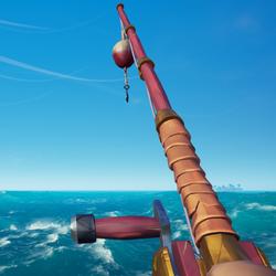 Ceremonial Admiral Fishing Rod