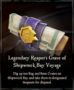 Legendary Reaper's Grave of Shipwreck Bay Voyage.png