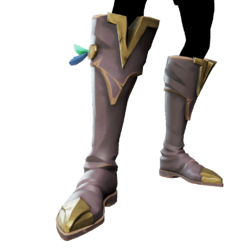 Parrot Boots.png
