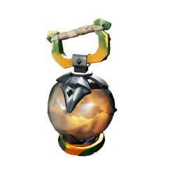 Venomous Kraken Lantern