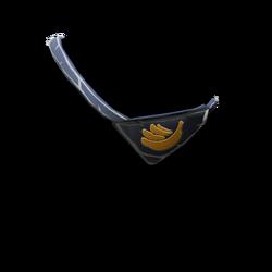 Golden Banana Eyepatch.png