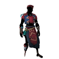 Order of Souls Costume