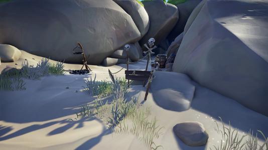 Three Skull Totem