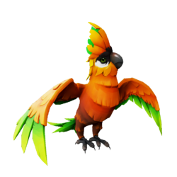 Paradise Green Cockatoo.png