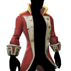 Ceremonial Admiral Jacket