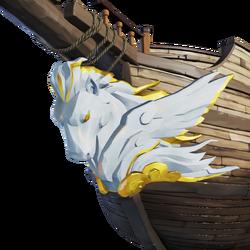 Shining Pegasus Figurehead.png