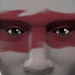 Blooded Warrior Makeup.png