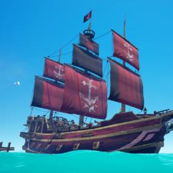 Ceremonial Admiral Hull