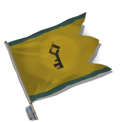 Gold Hoarders Emissary Flag.png