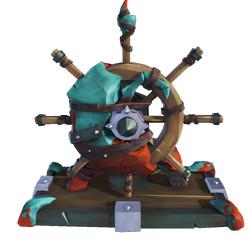 Ocean Crawler Wheel
