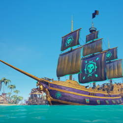 Athena's Fortune Inaugural Legend Sails