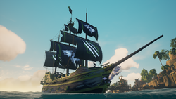 Collector's Night Wulf Set Galleon.png