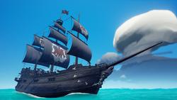 Shark Hunter Set Galleon.png